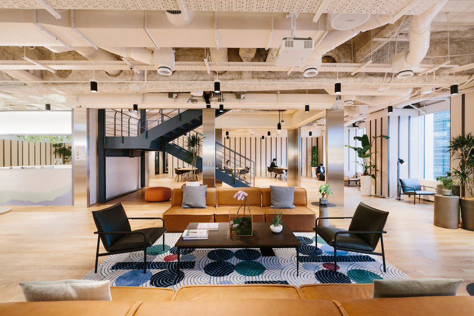 wework, tokyo, coworking, office