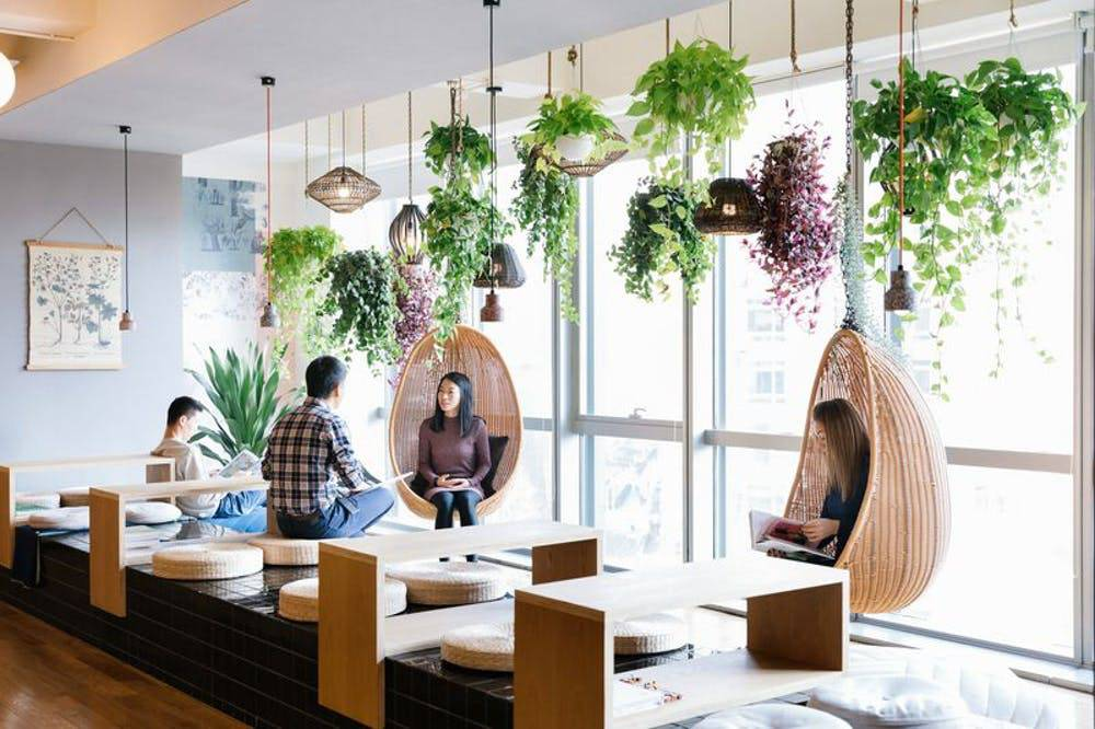 wework, vancouver, coworking, office