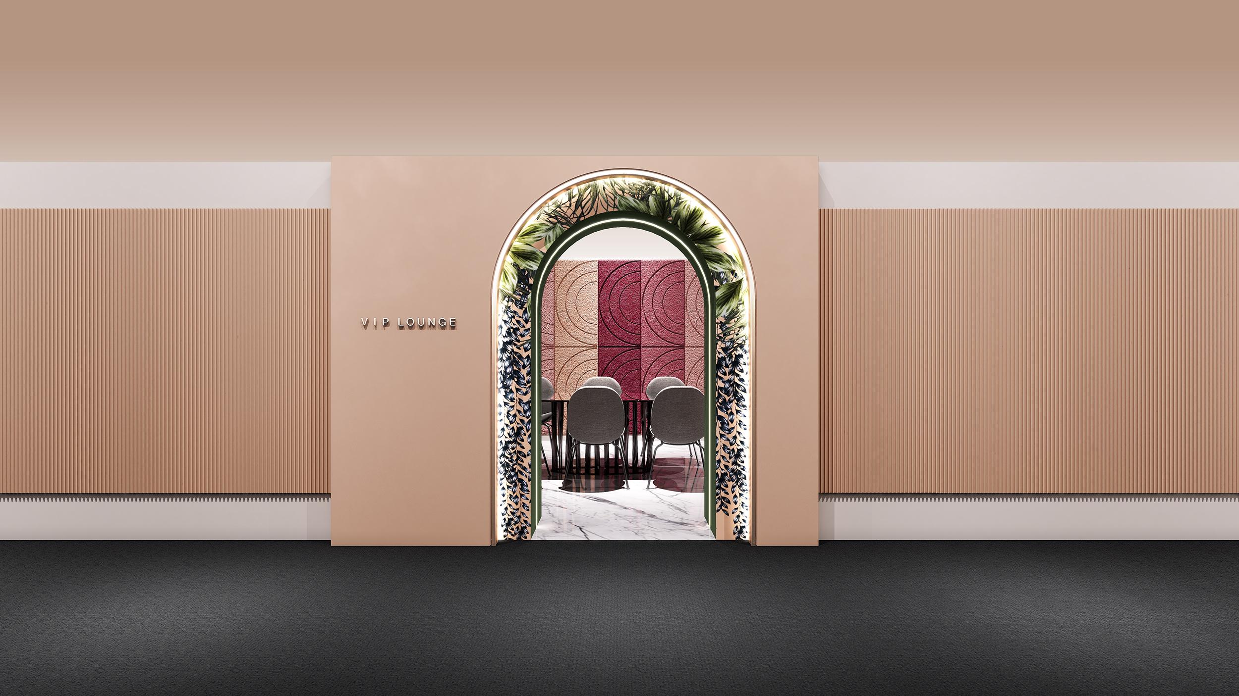 ids, vancouver, vip lounge, interior design show, 2019