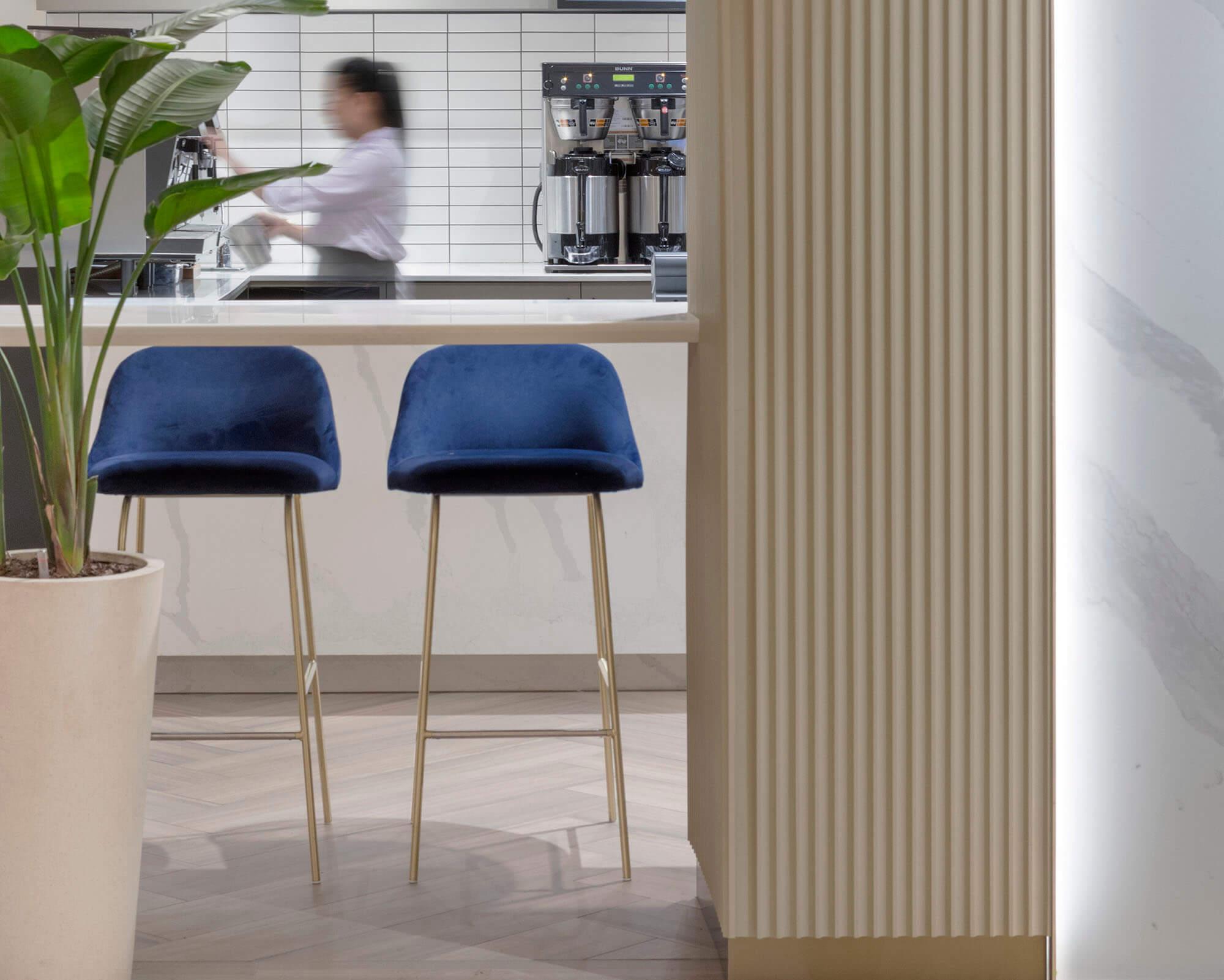 T&Co, cafe, interior design, interior designer, vancouver, canada, america