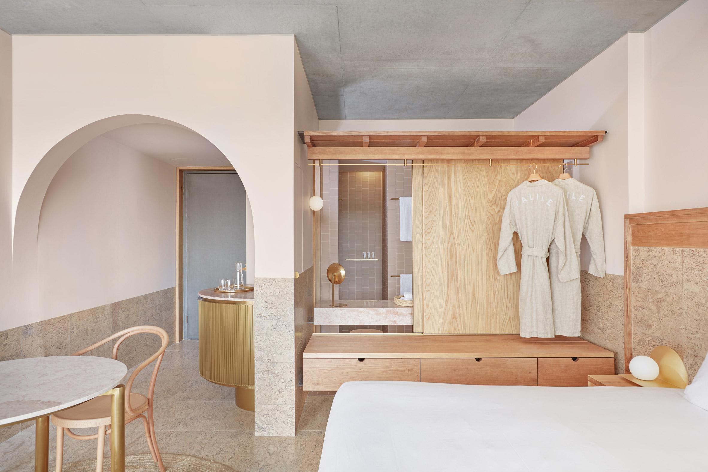 Calile Hotel Brisbane - Hotel Design Trends by LIV Design Studio