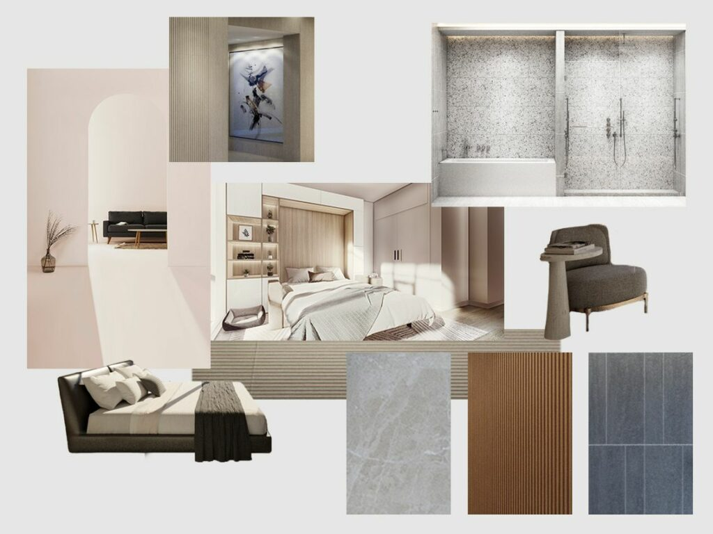 LIV Design VLD - Mood board