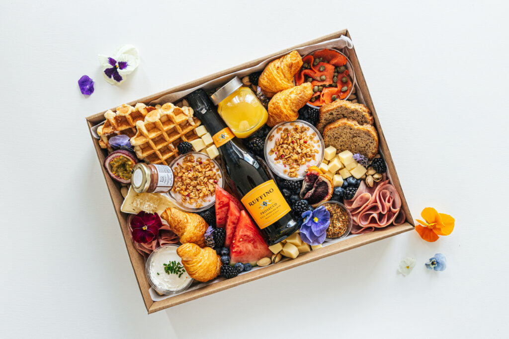 Mother's Day Gift Guide Brunch Box From Graze.